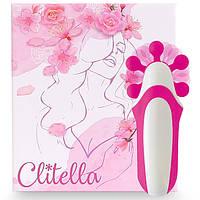 FeelzToys Clitella Oral Clitoral Stimulator Pink