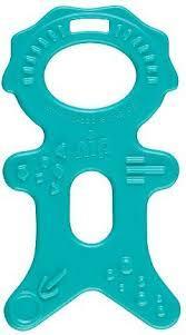 Прорезыватель для зубов Nip Человечек (37021)