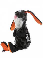 Мягкая игрушка sigikid Beasts Кролик черный 29 см 38614SK, фото 3