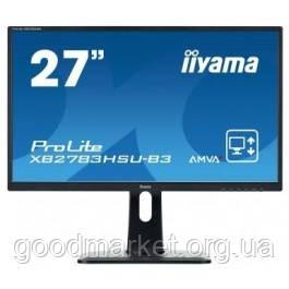 РК монітор Iiyama XB2783HSU-B3