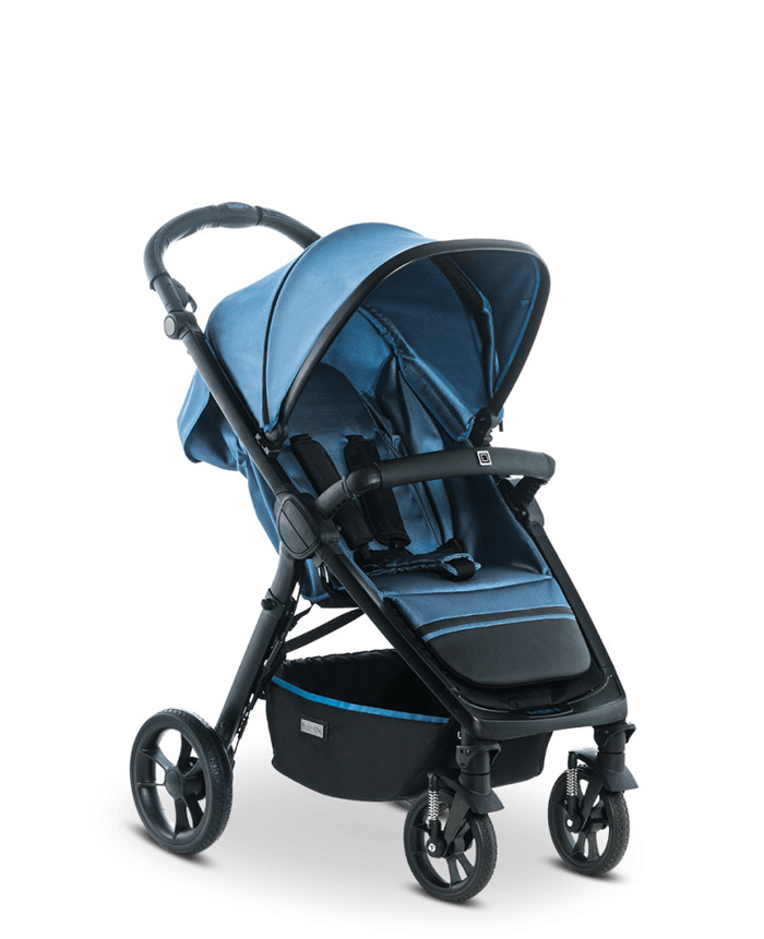 Moon - Детская коляска Buggy JET-R Blue