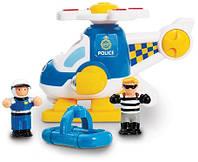 Самолет для приключений Вилф WOW Toys Синий , фото 1