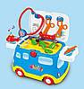 Набор Доктор машинка Kronos Toys 661-171