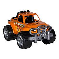Машинка Внедорожник Технок 4975 Оранжевый , фото 1