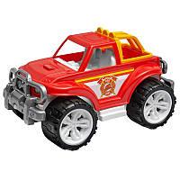 Машинка Внедорожник пожарная ТехноК 3541 Красный
