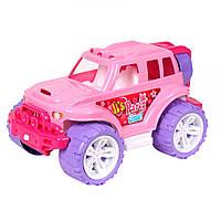 Внедорожник Luxury ТехноК 4609 Розовый