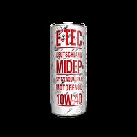 Моторное масло E-TEC 10w40 ASM 1л