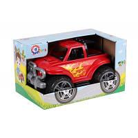 Машинка ТехноК 4975 Внедорожник Красная