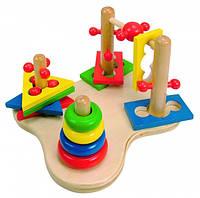 Деревянные игрушки для развития