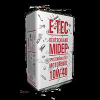 Моторное масло E-TEC 10w40 ASM 4л