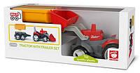 Машинка MultiGO Трактор