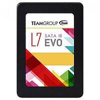 """Жесткий диск SSD 60Gb Team L7 Evo (T253L7060GTC101) SATA III, 2.5"""""""