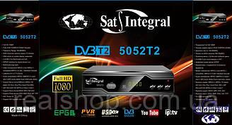 Т2 ресивер Sat-Integral 5052 T2, TV тюнер Т2 приемник
