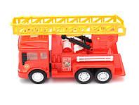 Пожарная машинка инерционная RJ6682-1