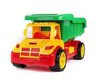Машинка грузовик Атлант Технок 1011 Желтый