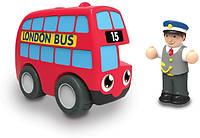 Автобус Basil WOW Toys Красный