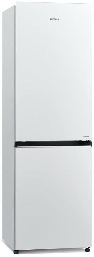 Холодильник Hitachi R-B410PUC6PWH нижн.мороз./2 двери/Ш59.5xВ190xГ65/330л/A+/Белый