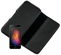 Чехол на пояс Valenta для Xiaomi Mi5s Черный , фото 1