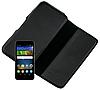 Чехол на пояс Valenta для Huawei P8 Lite Черный