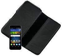 Чехол на пояс Valenta для Huawei P8 Lite Черный , фото 1
