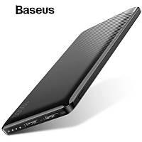 Внешний аккумулятор Power bank BASEUS 10000 mAh Dual USB Black. 100% оригинал