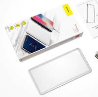 Внешний аккумулятор Power bank BASEUS 10000 mAh Dual USB White. 100% оригинал
