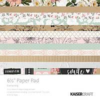 Набір паперу - Everlasting - Kaisercraft - 16.5х16.5