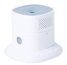 Умный датчик угарного газа Zipato Carbon Monoxide Sensor, Z-Wave, 3V CR123A, 85дБ, белый