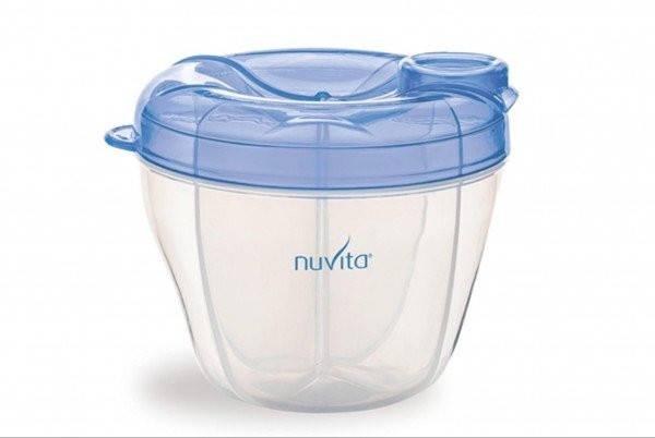 Контейнер для хранения молока Nuvita синий NV1461Blue, фото 2