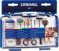 Набор оснастки DREMEL 52 предмета (2.615.068.7JA), для дома