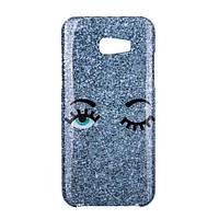 Панель Valenta пластиковая для Samsung Galaxy A5 2017 Duos SM-A520 Глаза , фото 1