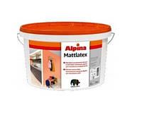 Краска латексная ALPINA MATTLATEX интерьерная, 5л