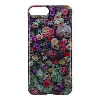 Панель Valenta пластиковая для Apple iPhone 7 Plus/ 7s Plus/ 8 Plus Цветы , фото 1