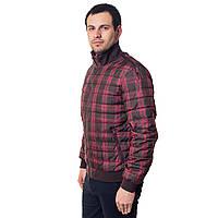Куртка Geox M5428K BRICKRED/COFFEE BEAN 56 Красная