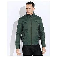 Куртка мужская Geox M5421D JUNGLE 58 Темно-зеленый