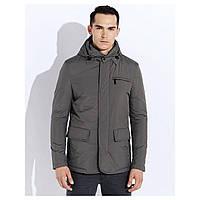 Куртка мужская Geox M5421G TITANIUM 50 Серый , фото 1
