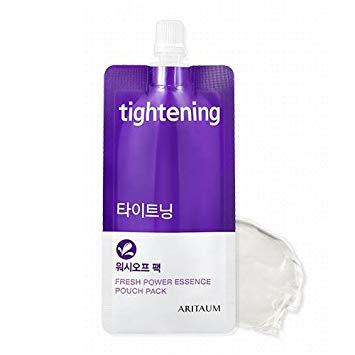 Ночная маска для сужения пор Aritaum Fresh Power Tightening 10 ml