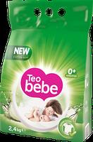 Детский стиральный порошок автоматTeo Bebe алое; 2,4кг