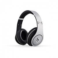 Monster Beats by Dr. Dre Studio Silver , фото 1