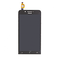 Дисплей ASUS ZenFone 6 (A600CG/A601CG) with touchscreen black orig