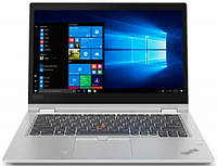 Ноутбук Lenovo ThinkPad X380 Yoga 13.3FHD IPS Touch/Intel i5-8250U/8/256F/W10P/Silver