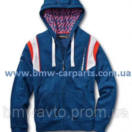 Куртка унисекс BMW Motorrad Motorsport Hooded Jacket, Unisex