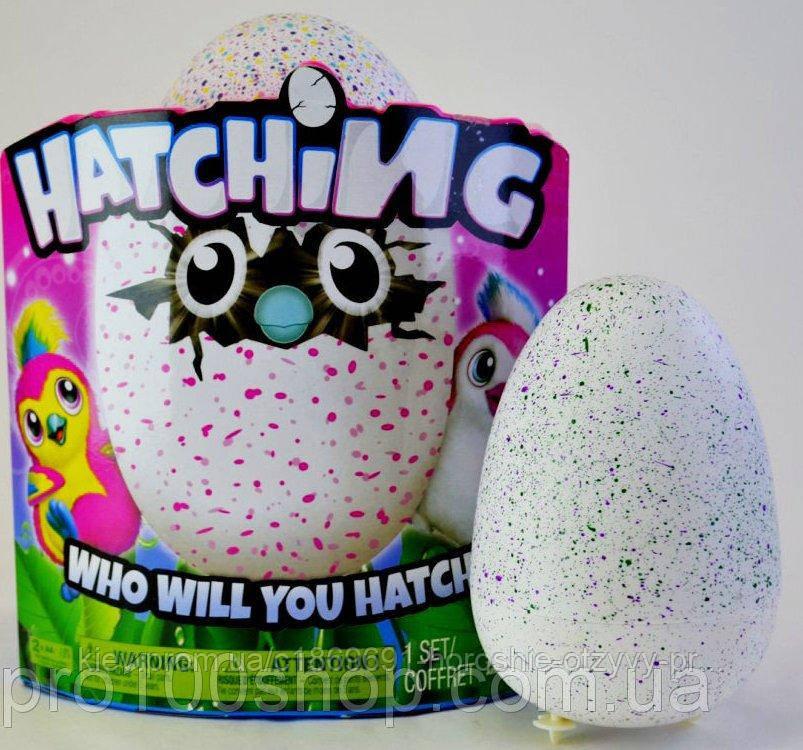 Hatching (от Ферби) Хатчинг Интерактивный Питомец  в Яйце вылупится у Вас в руках