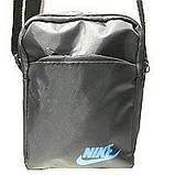 Текстильні барсетки S Adidas (чорний)14*19см, фото 5