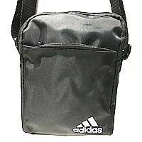 Текстильні барсетки S Adidas (чорний)14*19см