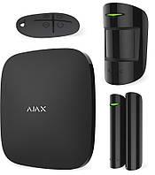 Комплект охранной сигнализации Ajax StarterKit черный, Jeweller