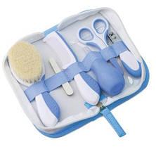 Набор по уходу за ребенком Nuvita Большой 0м+ Синий NV1136Blue
