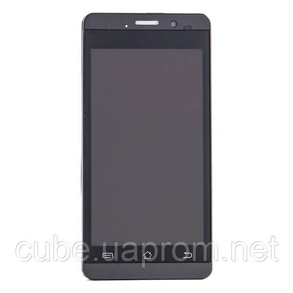 """Jiayu G3C купитьMT6582, Ips 4,5""""Gorilla Glass HD, DualSim. 3000mAH, Черный, Android 4.2.2"""
