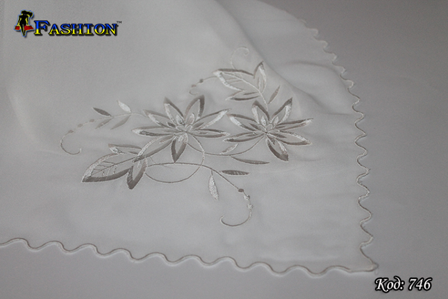 Свадебный платок Цветок, фото 2
