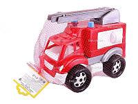 Машина игрушечная Пожарная